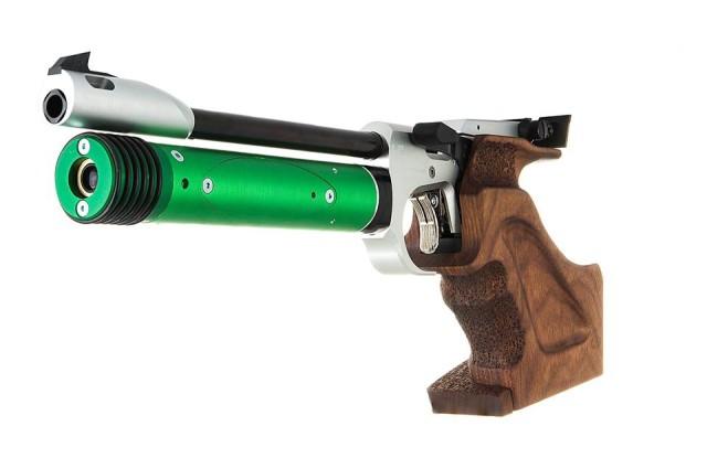 Penta shot laser