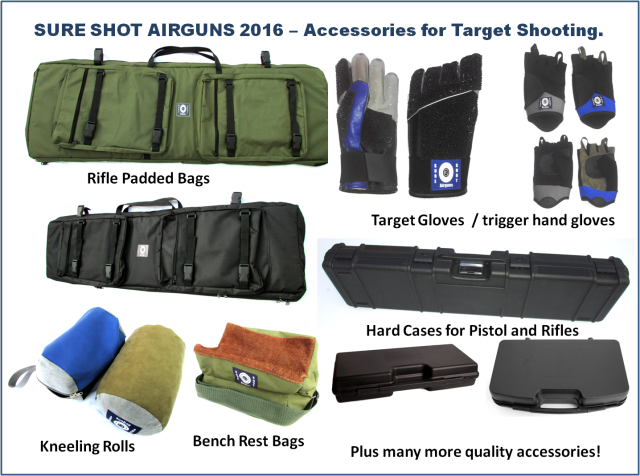 Our NEW range of Accessories for 2016