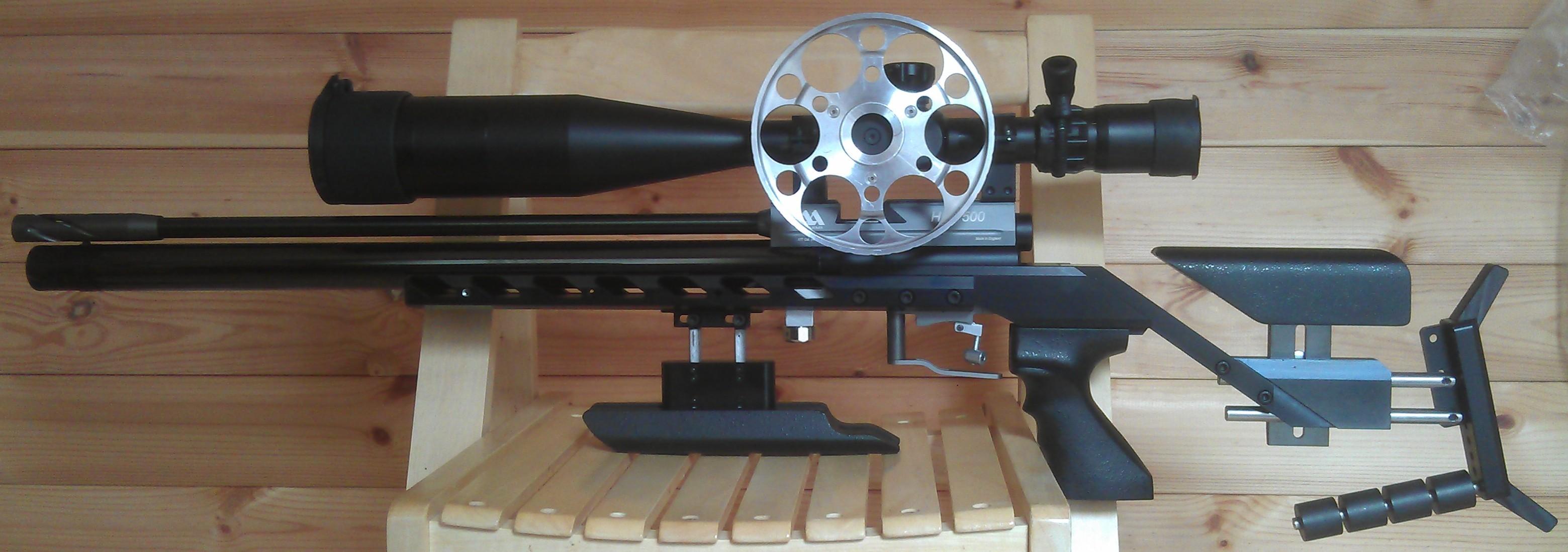 ULTRA S400/500 STOCK - Sure Shot AirgunsSure Shot Airguns