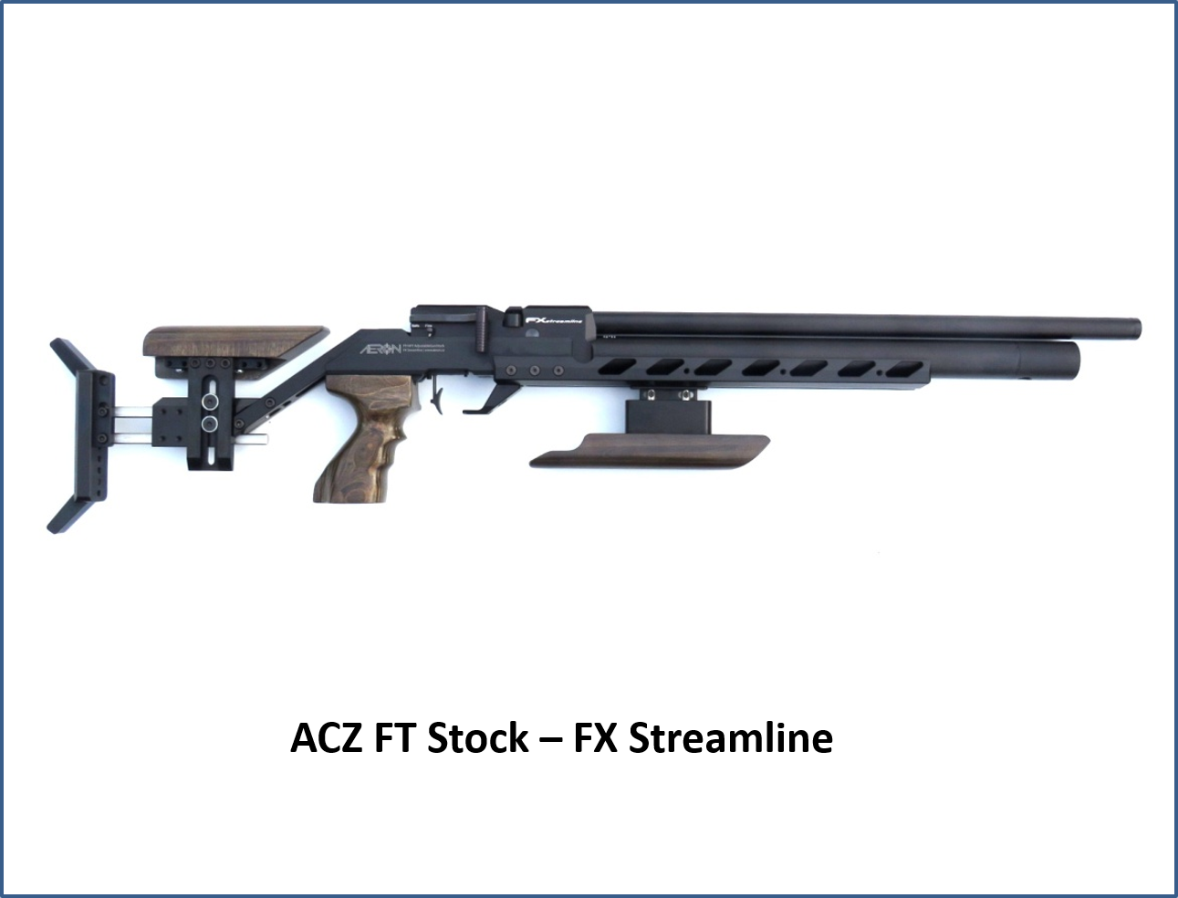 ACZ ULTRA FX STREAMLINE Custom Stock