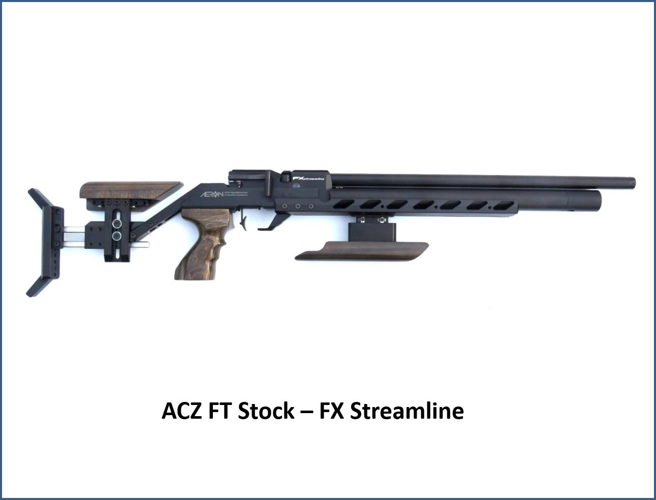 ACZ ULTRA FX DREAMLINE Custom Stock